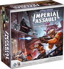Star Wars Imperial Assault deutsch günstig kaufen