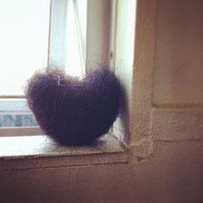 カットの髪の毛