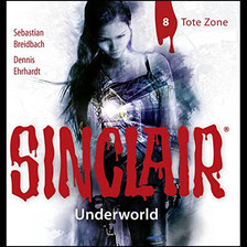 CD Cover John Sinclair Meine Henkersmahlzeit