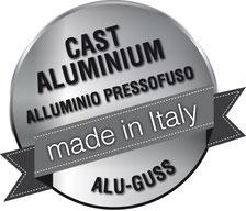 alluminio pressofuso