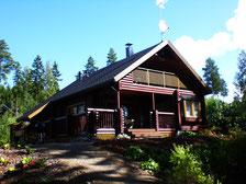 Ferienhaus am See privat Kamin Sauna Boot