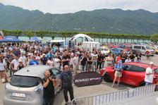 Rassemblement Renault Sport et Alpine 2014