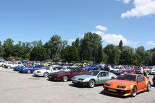 Rassemblement Renault Sport et Alpine 2013