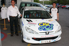 Rallye du Beaufortain 2011 - Eric et Anthony