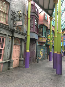 Universal Studios Florida Harry Potter