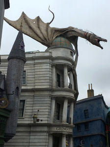 Universal Studios Harry Potter Florida
