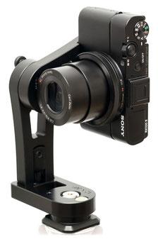pocketPANO Nodalpunktadapter für die SONY RX100 (II)