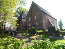 Die St. Petri Kirche zu Aurich-Oldendorf