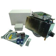 Kit AKIA Menor 24 pour motoriser un portail coulissant par AKIA France System