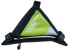 sacoche velo cadre accessoire cycle vert green pas cher