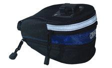 sacoche selle velo cadre accessoire cycle pas cher bleu blue