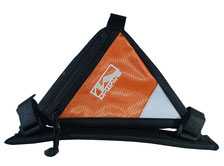sacoche velo cadre accessoire cycle orange pas cher