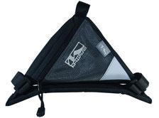sacoche velo cadre accessoire cycle noir black pas cher