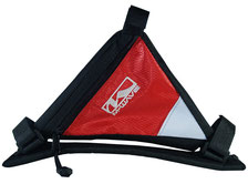 sacoche velo cadre accessoire cycle rouge red pas cher