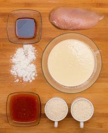 Hühnchen Süss Sauer Rezept Süsssauersauce