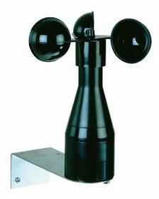 Mesure du vent et pression du vent avec un anémomètre - distribué par Agralis