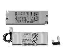 Kit Luce LED Emergenza Serie EL61