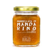 Marmelada de Mandarina BIO en bote de 212gr (8,35€ und) AGOTADO