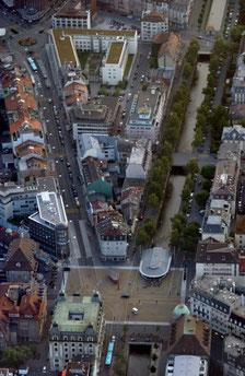Zentralplatz Biel & Unterer Quai