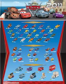 Cars 2011