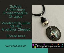 Chagoë , Créations Bijoux Fantaisie & Mazélie