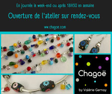 Chagoë Créations Bijoux Fantaisie 2014