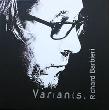 Richard Barbieri - Variants Box
