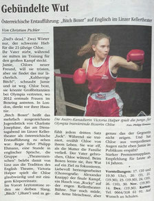 Kritik Neues Volksblatt