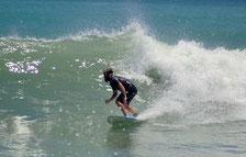Cours de surf avancé Bali Seminyak