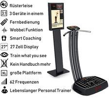 Vibrationsplatte Galileo Fit Chip PT, Preise, Infos, Test, Vertrieb: www.kaiserpower.com