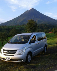 Transportation service anywhere in Costa Rica