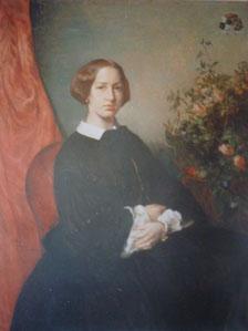 Comtesse Ferdinand-François de Meeûs, née Baronne Idalie de Potesta