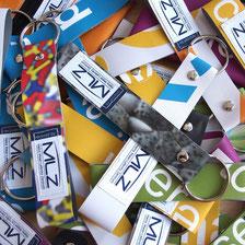 Upcycling-Schlüsselanhänger und Streuartikel für Messen und Kampagnen. Unikate die auffallen und womit man mit gutem Gewissen werben kann. Recycling und Upcycling-Einzelstücke als bestes Geschenke.