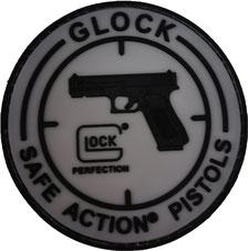 rubber patch glock 17 gen 5 safe action pistols