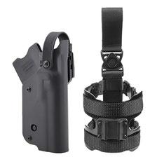 taktischer holster glock 17 level 3 ghost
