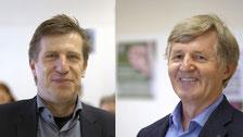 Manfred Walter und Gary Fuchsbauer