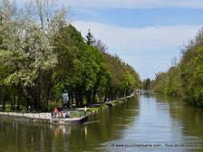 fleuve de Munich
