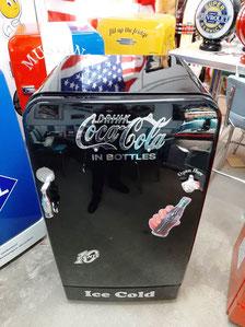 Retro Kühlschrank Coca Cola