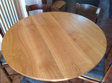 Tavolo su misura in ciliegio
