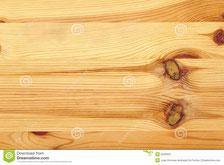 Tavola listellare di legno di pino