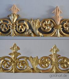 Ihr Vergoldermeister in Wiesbaden und Eisenberg, Bilderrahmen vergolden lassen