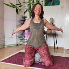 Karin Kastner Yoga und Life Coach