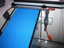 Bild: Mechanisch/biologische Aquarienfilterung und Niveauschalter