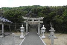 大祖神社(糸島市志摩芥屋)