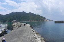 芥屋漁港(糸島市志摩芥屋)