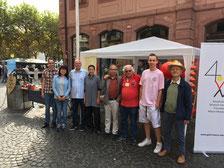 9.9.2018 Interkultureller Tag in Mainz - Die GDCF stellt sich vor