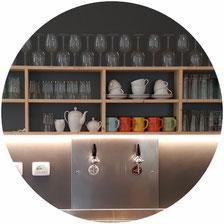 progetto bar ristorante Verona Italia interior design