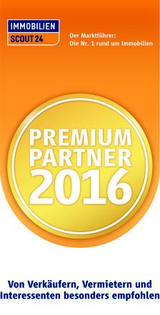 Premium Partner Immobilienscout 24 2016
