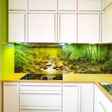 Glas-Küchenrückwände - Glas-Zitto | Das Glaserhandwerk in ...