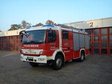 Unser HLF 20/16 ist seit 2008 im Dienst. Neben einer großen Auswahl an Einsatzmaterial für die Brandbekämpfung findet man hier ebenfalls ein erweitertes Sortiment an Geräten für Einsätze der Technischen Hilfe (TH).